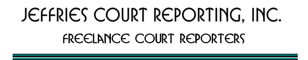 Jeffries Court Reporting, Inc.